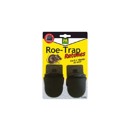 CATCH TRAPS FOR RODENTS