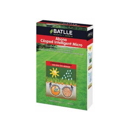 INTELLIGENT MICRO GRASS FERTILIZER (SPRING-SUMMER) BOX 1.5KG