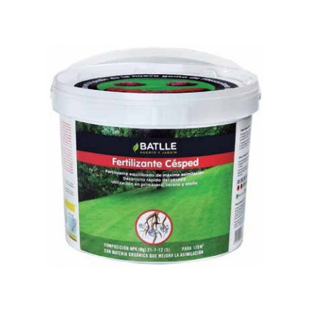 GRASS FERTILIZER BUCKET 5KG