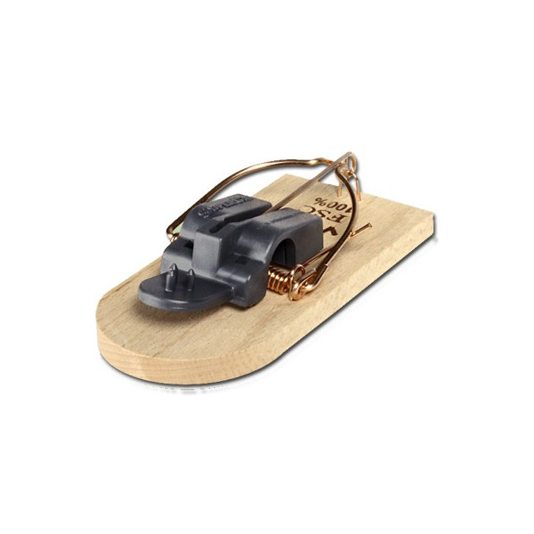 SUPERCAT WOODEN MICE TRAP PACK-2