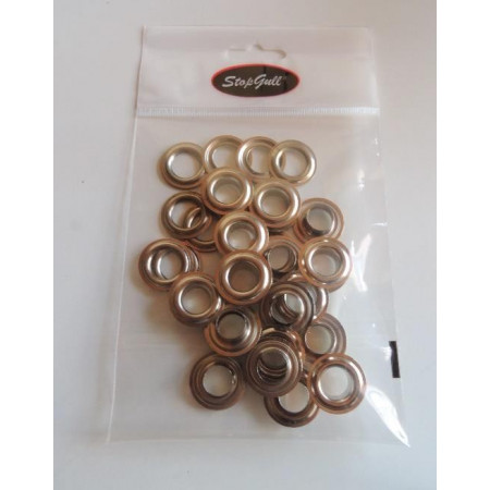 12MM STAINLESS EYELETS