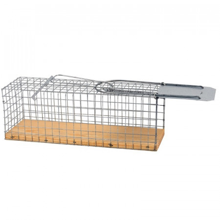 MOUSE MINI CAGE LIVE TRAP RECTANGULAR