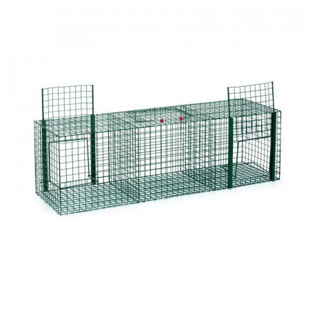 CAGE CAPTURE MAGPIES 3 APARTMENTS
