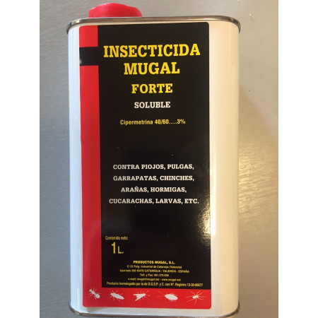INSECTICIDE SOLUBLE MUGAL FORTE