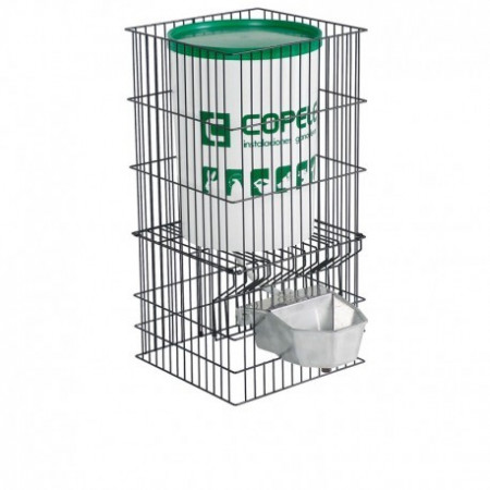 DRINKER animals and pets ACUACÁN ALUMINUM TANK