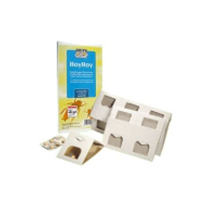 ADHESIVE TRAPS FOR COCKROACHES WITH BAITS