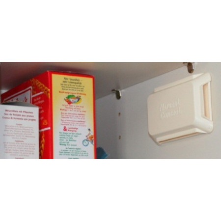 ELIMINATE PEST OF FOOD MOTH BY TRAP CONTROL NATURAL