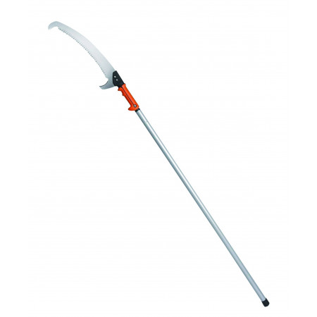 SAW WITH DOUBLE HOOK EXTENSION 2x1,5m