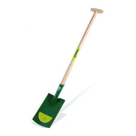 TEMPERED SPADE WITH HANDLE T