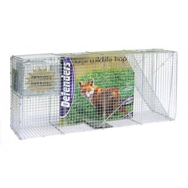 CAGE FOR FOXES