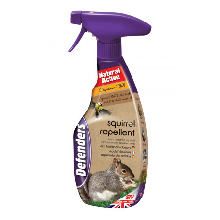 SQUIRREL REPELLENT SPRAY