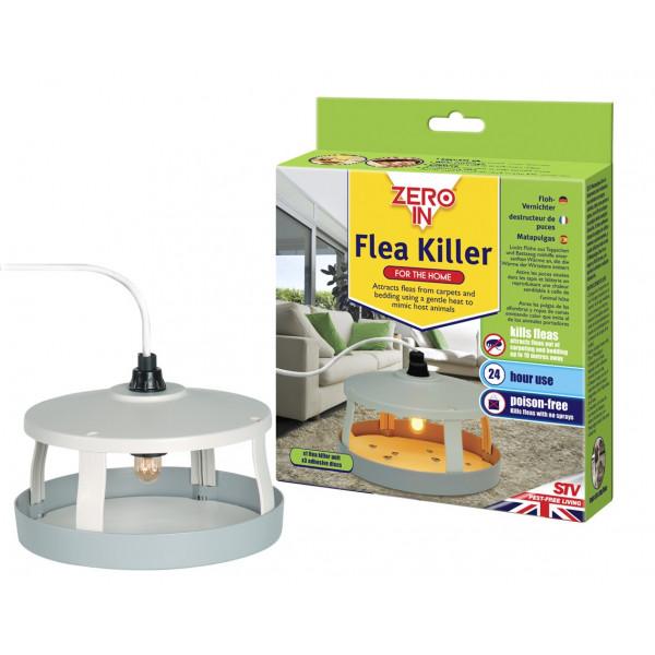 FLEAS KILLER ELECTRICAL LAMP
