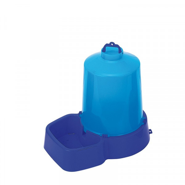 DRINKER FOR DOGS WITH BOTTLE 8L