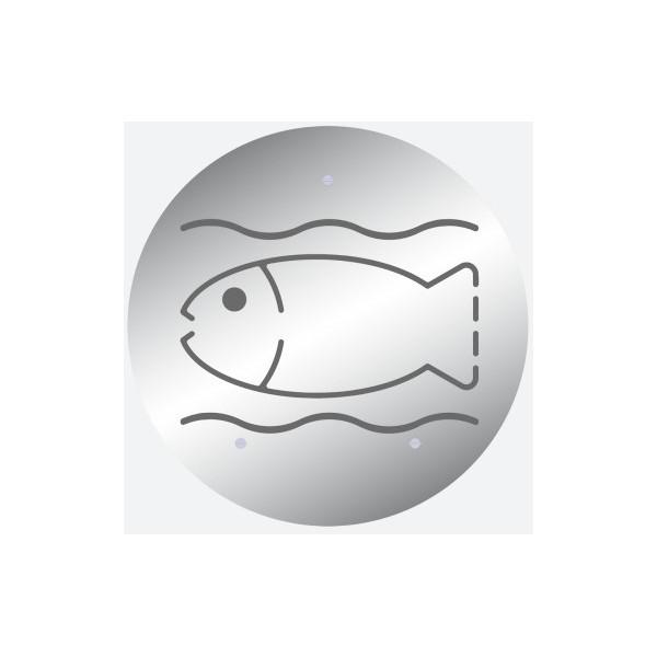EXTERMINADOR DECORATIVE MOD.FISH MARKET