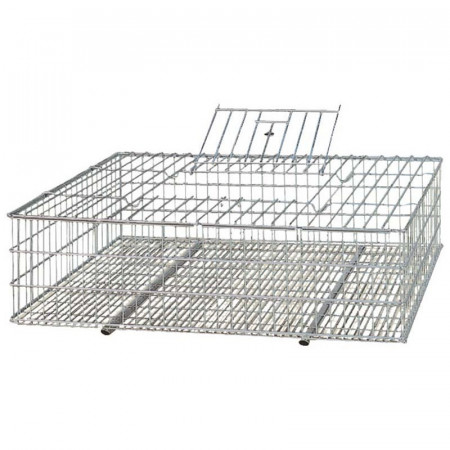 CAGE FOR TRANSPORT RABBITS AND BIRDS