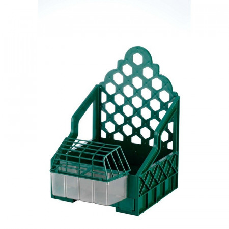PLASTIC SUPPORT PARTRIDGE CLAIM CAGE