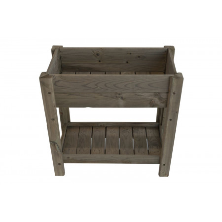 TABLE OF CULTURE WITH AUTOCLAVE TREATED WOOD TRAY 45 L.