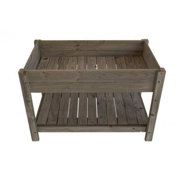 Cultiver la table avec plateau inférieur traité avec autoclave 45 L