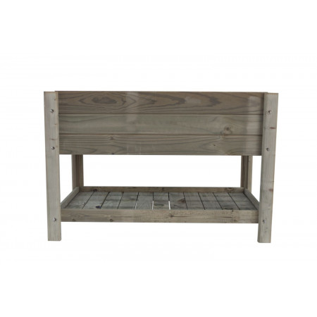 """TABLE OF CULTURE """" THE SOTILLO"""" WITH AUTOCLAVE TREATED WOOD TRAY 210 L."""