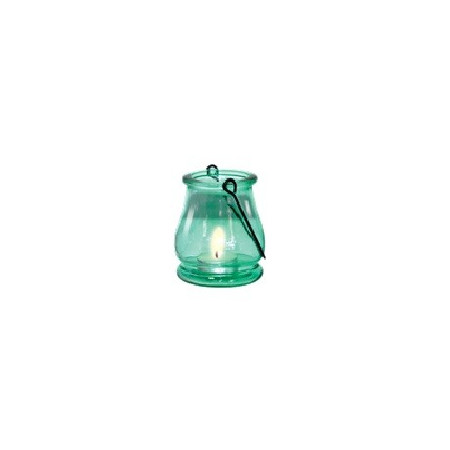 JAR WITH CITRONELLA CANDLE