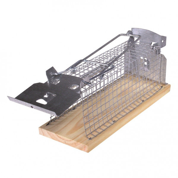 MOUSE CAGE LIVE TRAP RECTANGULAR
