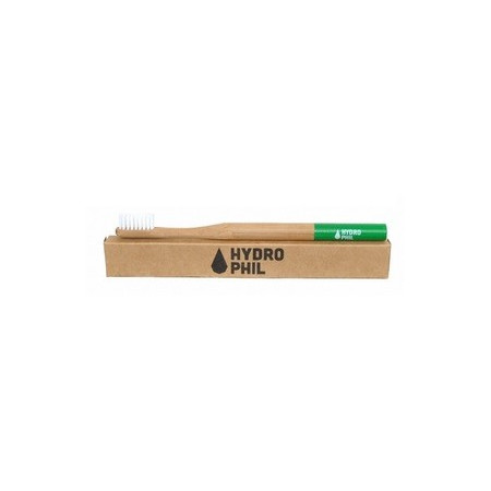 TOOTHBRUSH BAMBOO / GREEN NYLON