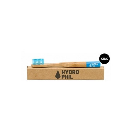 TOOTHBRUSH BAMBOO / BLUE SOFT NYLON KIDS