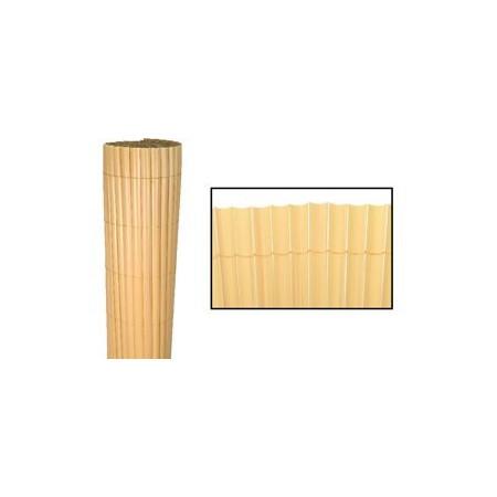 NATURAL PVC WATTLE OREWORK 1M