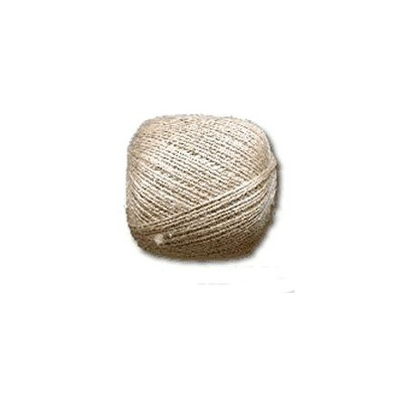 JUTE THREAD 100G Nº8 Ø 0.5MM