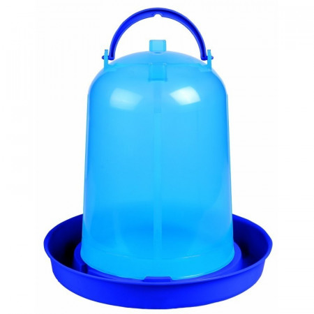 8L ECO DRINKER CHICKENS BLUE