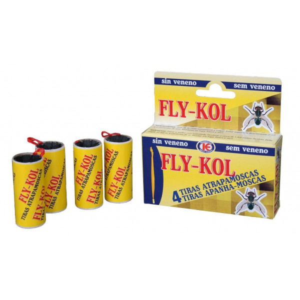GLUE TRAPS FLYING INSECTS FLY-KOL