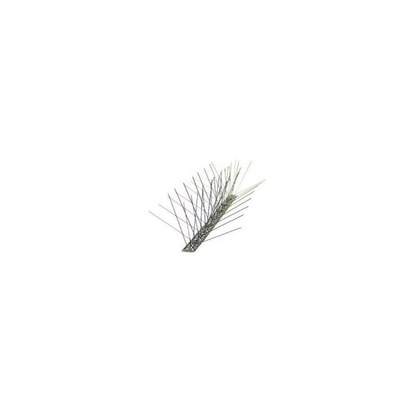 STRIPS BY STAINLESS STEEL SPIKES FOR ELIMINATE BIRD