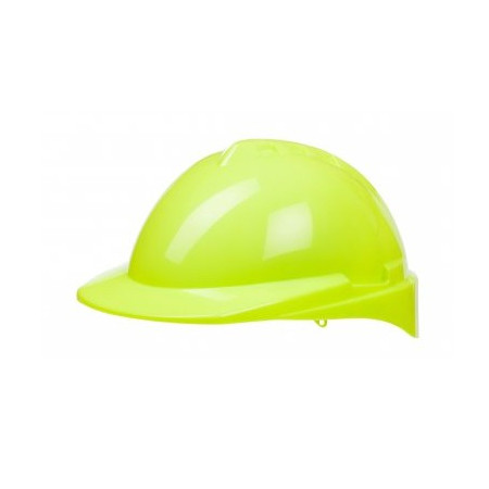 TURKAN YELLOW FLUOR HELMET