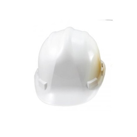 WHITE BASIC HELMET