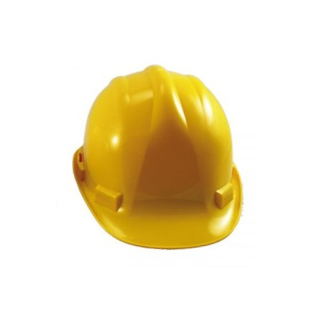 YELLOW BASIC HELMET