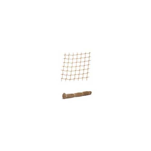 POLYETHYLENE ANTI BIRD NET STONE 19MM 5x5M