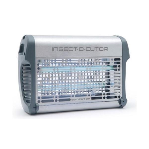 INSECTOCUTOR ELECTRICO EXOCUTOR 16 INOX