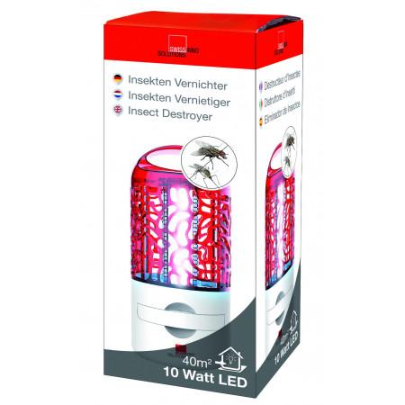 EXTERMINADOR 10W LED Light INSECTES VOLANTS