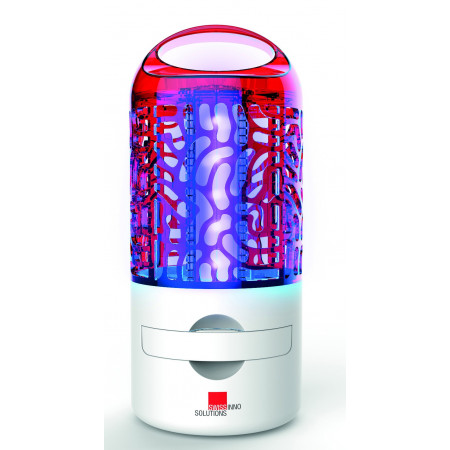 REMOVABLE FLYING INSECT EXTERMINATOR 4W LED LIGHT