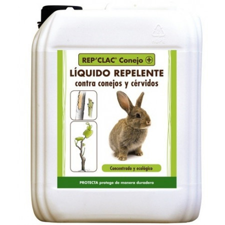 REPELLENT RABBITS AND CERVIDAE (CONEJOX)