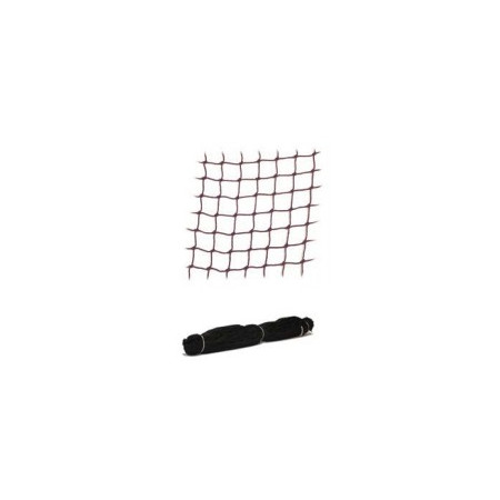 POLYETHYLENE ANTI BIRD NET BLACK 19MM 10x10M