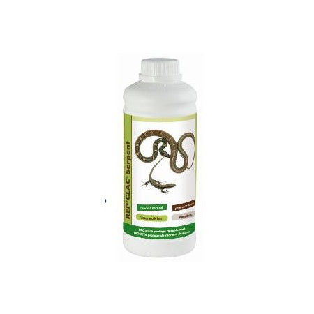 GRANULATED REPELLENT SNAKES AND LIZARDS (REP'CLAC)