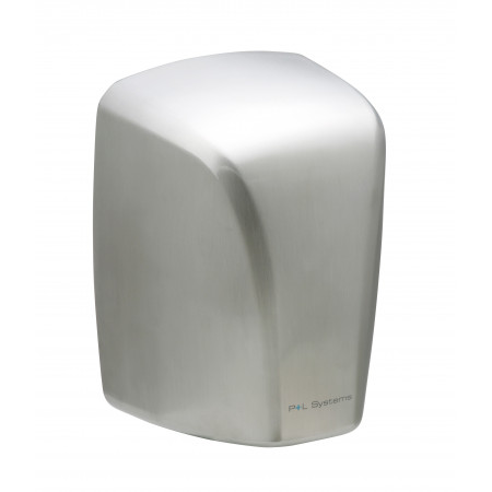 HAND DRYERS STAINLESS STEEL SATIN