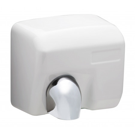 AUTOMATIC HAND DRYERS WHITE METAL 2400V