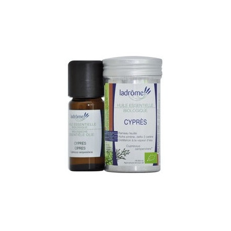 ESSENTIAL OIL CIPRÉS BIO, 10ML LADRÔME