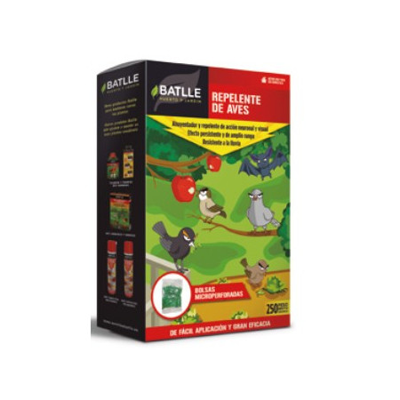 BIRD REPELLENT BOX 250G
