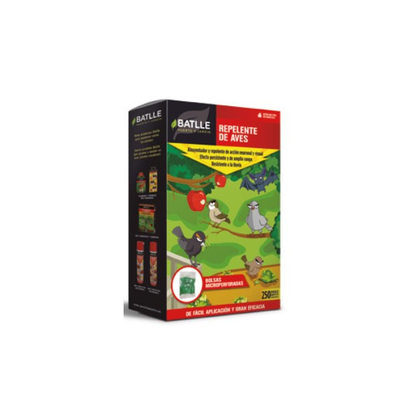 BIRD REPELLENT BOX 250G