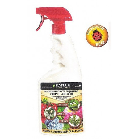 TRIPLE ECOLOGICAL ACTION READY USE 400ML