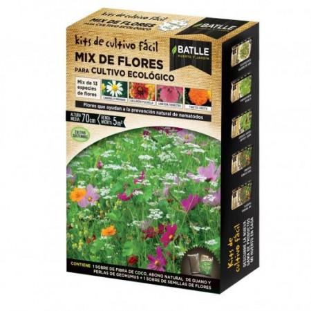ECOLOGIC FARMING FLOWERS MIX