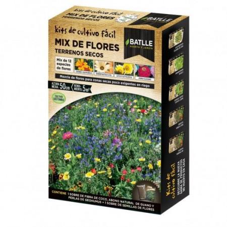 DRY FIELDS FLOWERS MIX